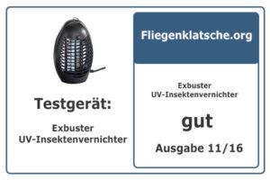 exbuster-uv-insektenvernichter-testurteil