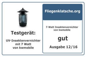 kwmobile-insektenvernichter-7-watt-fazit